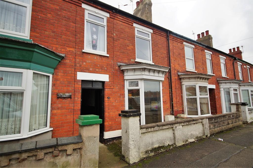 3 Bedrooms Terraced House for sale in Olive Street, Lincoln