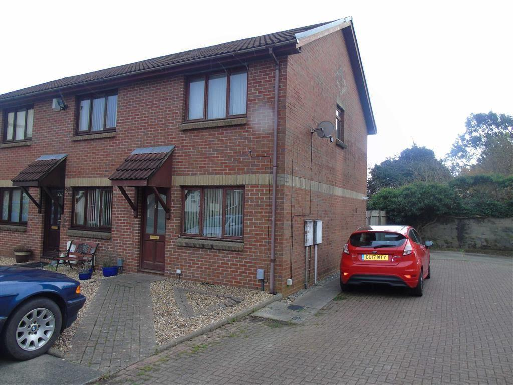 2 Bedrooms End Of Terrace House for sale in Llys Dol, Morriston, Swansea