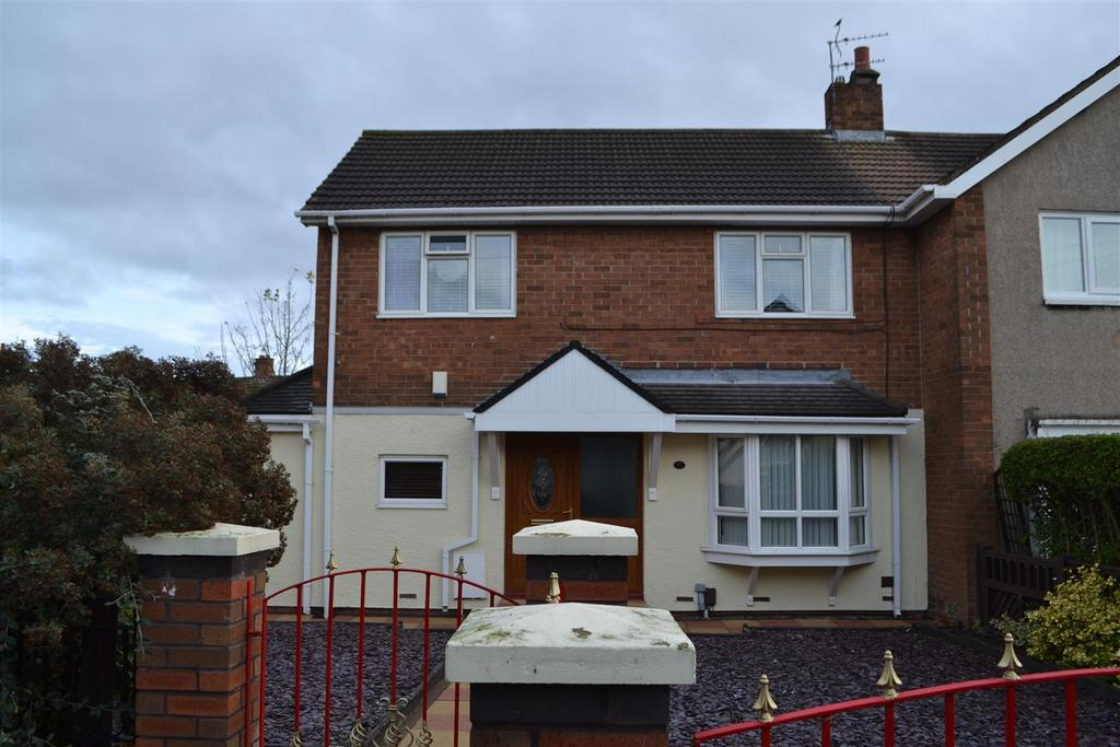 3 Bedrooms Semi Detached House for sale in Bognor Street, Town End Farm, Sunderland