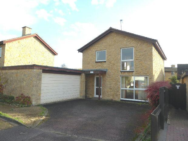 3 Bedrooms Detached House for sale in Glebe Rise, Kings Sutton
