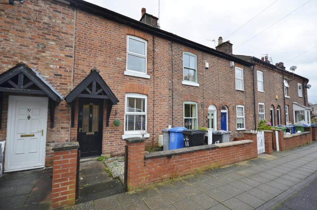 2 Bedrooms Terraced House for sale in Oakfield Street, Altrincham