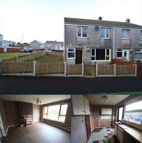3 bedroom end of terrace house for sale - Waenheulog, Nantyglo, Brynmawr, Gwent