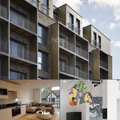 1 bedroom flat for sale - Coombe Cross, South End, Croydon, CR0