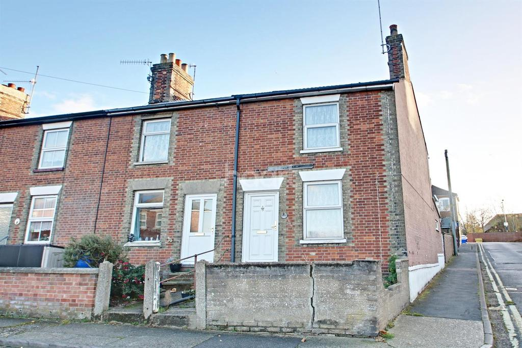 2 Bedrooms End Of Terrace House for sale in Blomfield Street