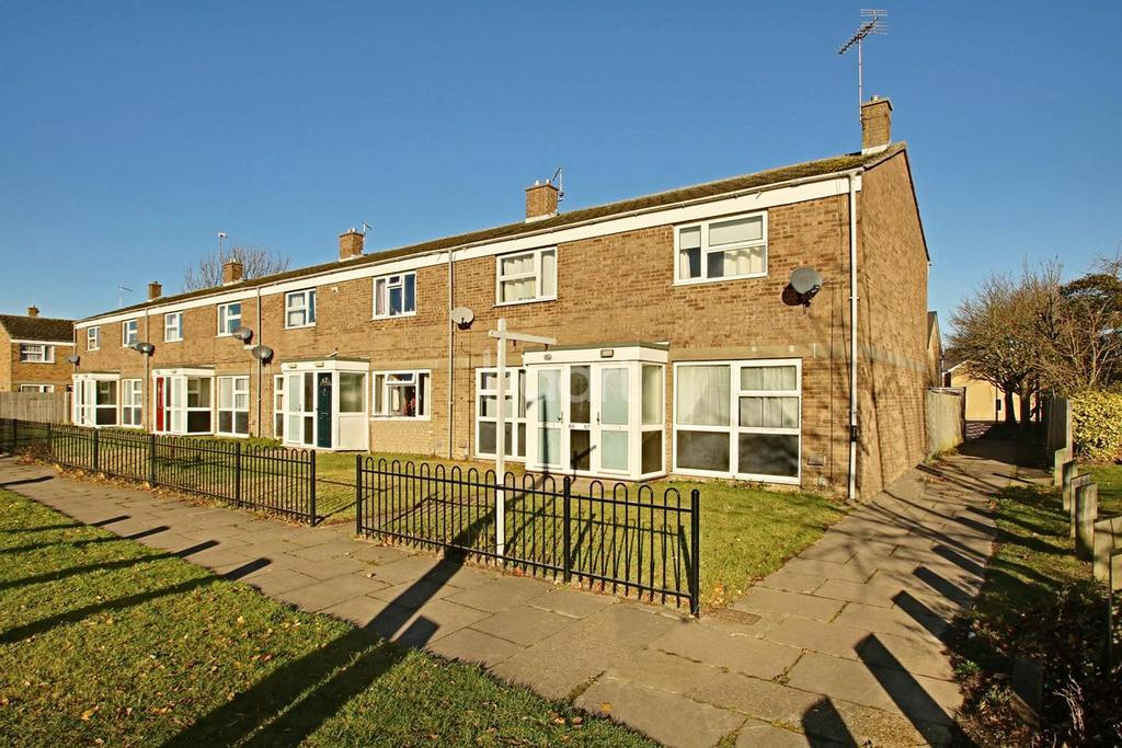 2 Bedrooms End Of Terrace House for sale in Ilex Close, Colchester.