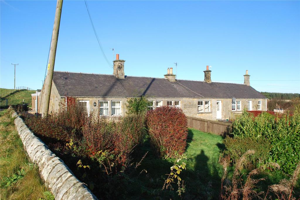 2 Bedrooms Terraced House for rent in 2 Newton Farm Cottages, Markinch, Glenrothes, Fife, KY7