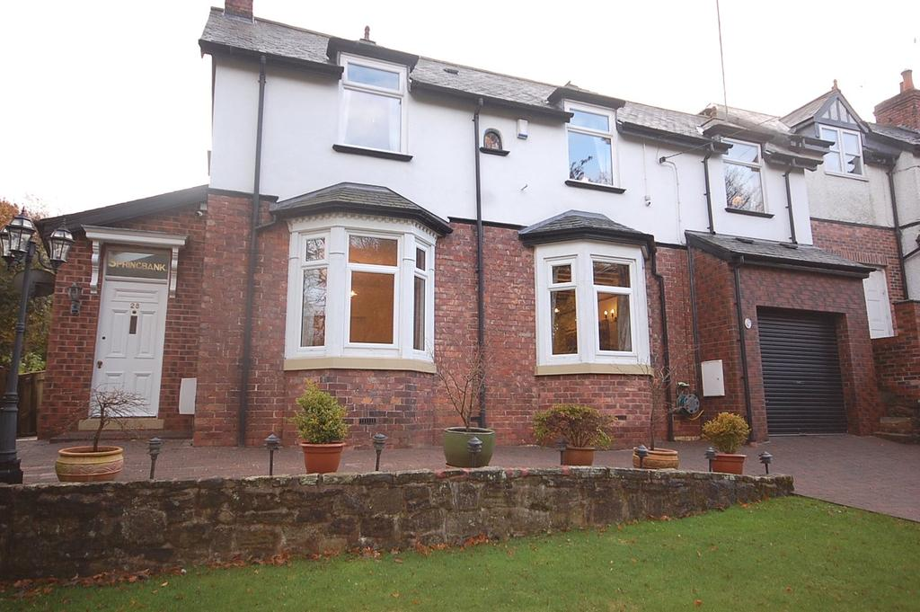 4 Bedrooms House for sale in Rowlands Gill