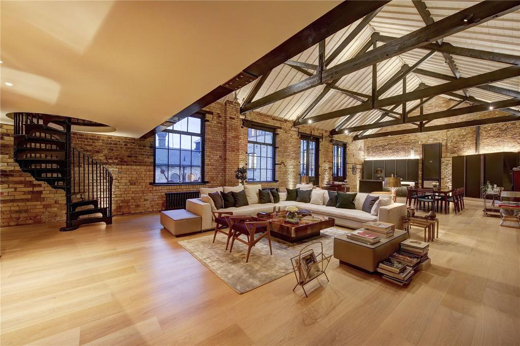 2 Bedrooms Apartment Flat for sale in St Johns Street, Clerkenwell, EC1M