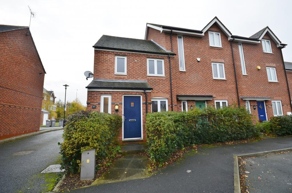2 Bedrooms End Of Terrace House for sale in Riverbrook Road, Stamford Brook, Altrincham