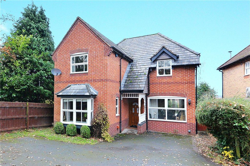 3 Bedrooms Detached House for sale in Oakleaf Rise, Far Forest, Kidderminster, Worcestershire, DY14