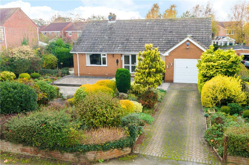 3 Bedrooms Detached Bungalow for sale in Whitcliffe Lane, Ripon, North Yorkshire