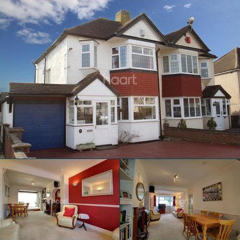 3 bedroom semi-detached house for sale - Amesbury Close, Worcester Park, KT4