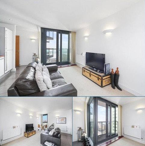 2 bedroom flat to rent - Neutron Tower, 6 Blackwall Way, London, E14
