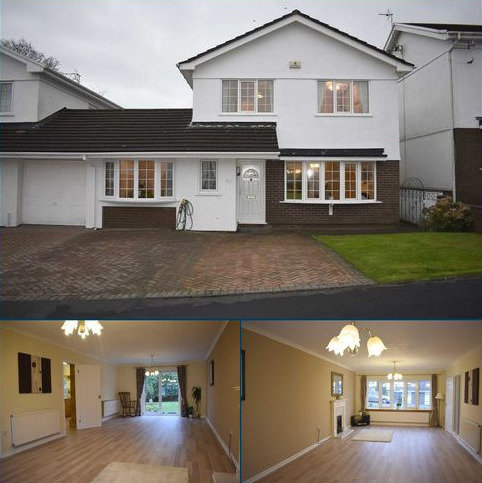 4 bedroom link detached house for sale - St Andrews Close, Mayals, Mayals Swansea