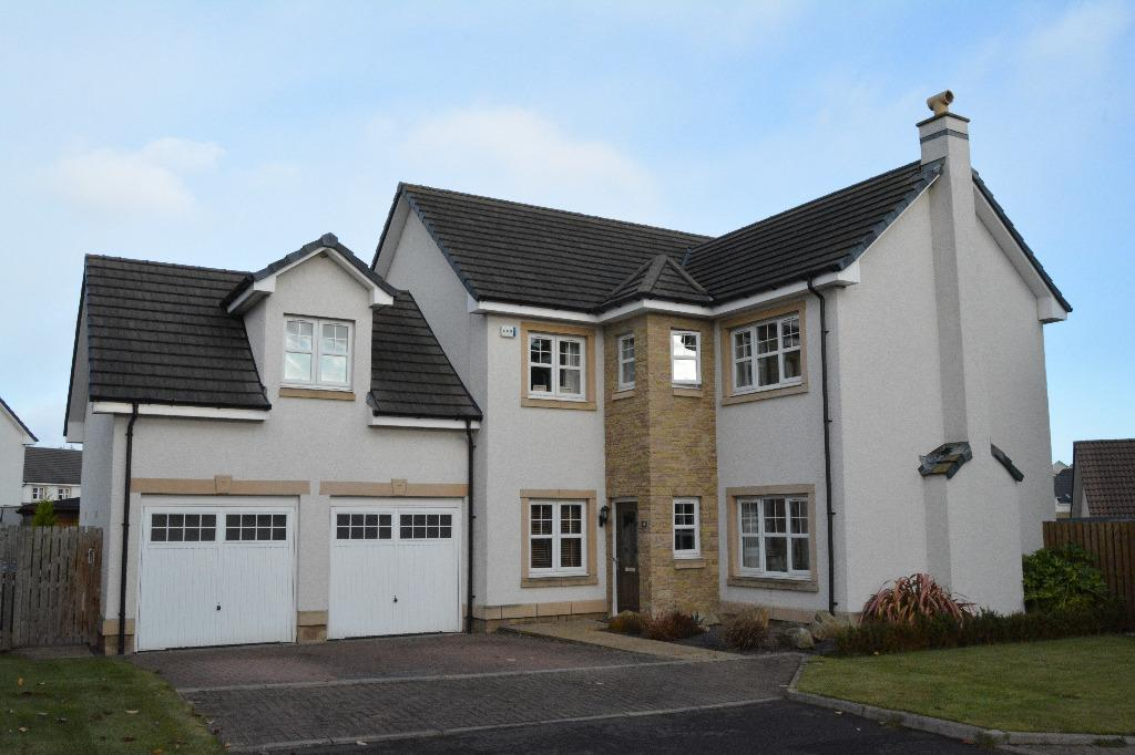 4 Bedrooms Detached Villa House for sale in Cambus Avenue, Larbert, Falkirk, FK5 4WP