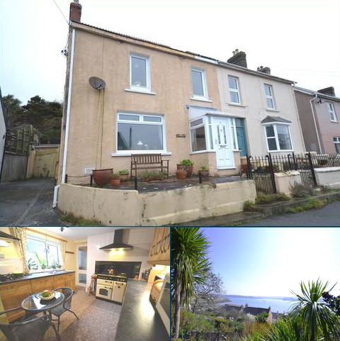 4 bedroom semi-detached house for sale - Llanstadwell, Milford Haven