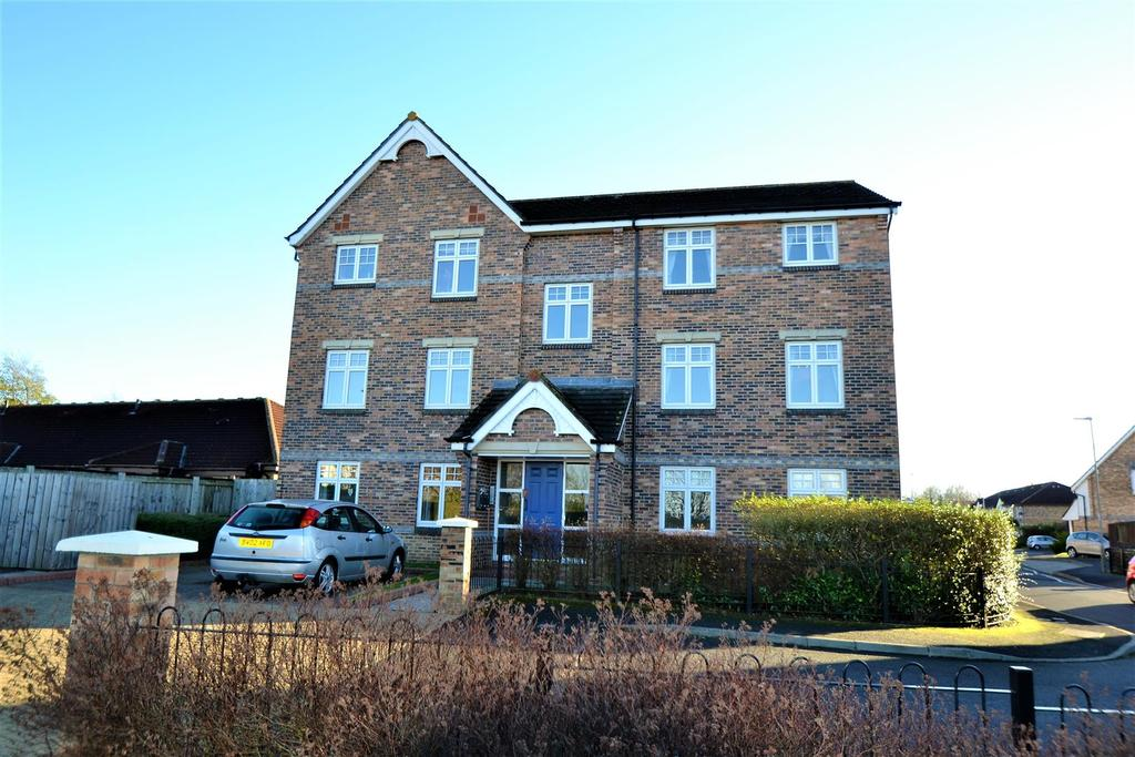 2 Bedrooms Apartment Flat for sale in Rowan Court, Spennymoor