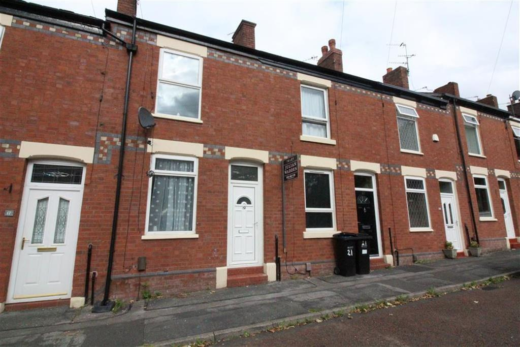 2 Bedrooms Terraced House for sale in Oxford Way, Heaton Norris