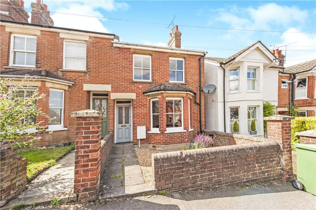 4 Bedrooms Terraced House for sale in Shrublands Avenue, Berkhamsted, Hertfordshire, HP4