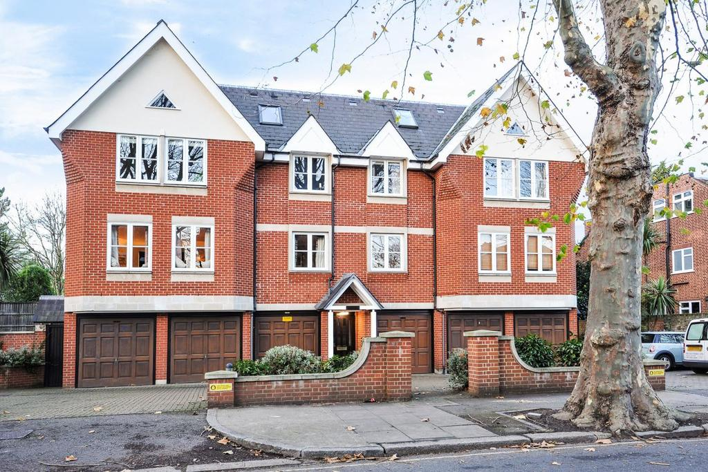 2 Bedrooms Flat for sale in Barrowgate Road, Chiswick