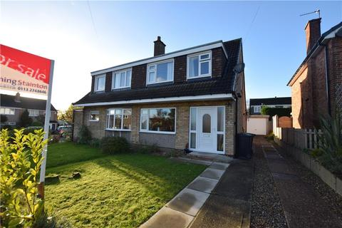 3 bedroom semi-detached house for sale - Holmwood View, Leeds, West Yorkshire