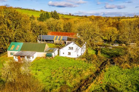 Farm for sale - Pant Y Gelli Farm, Llanfyrnach, Nr Crymych, Carmarthenshire, SA35