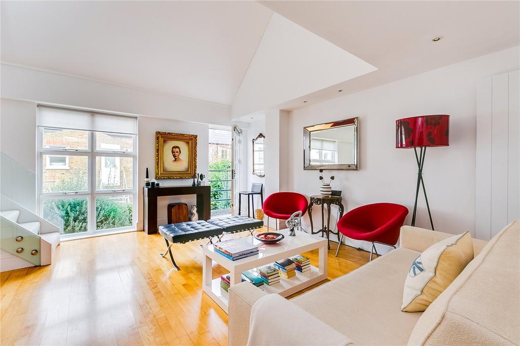 2 Bedrooms Terraced House for sale in Gowan Avenue, Fulham, London