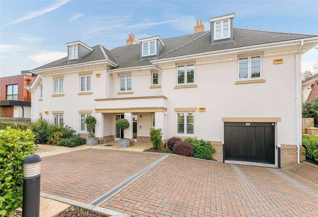 3 Bedrooms Flat for sale in Fulbrook Heights, 7 Lakeside Road, Poole, Dorset