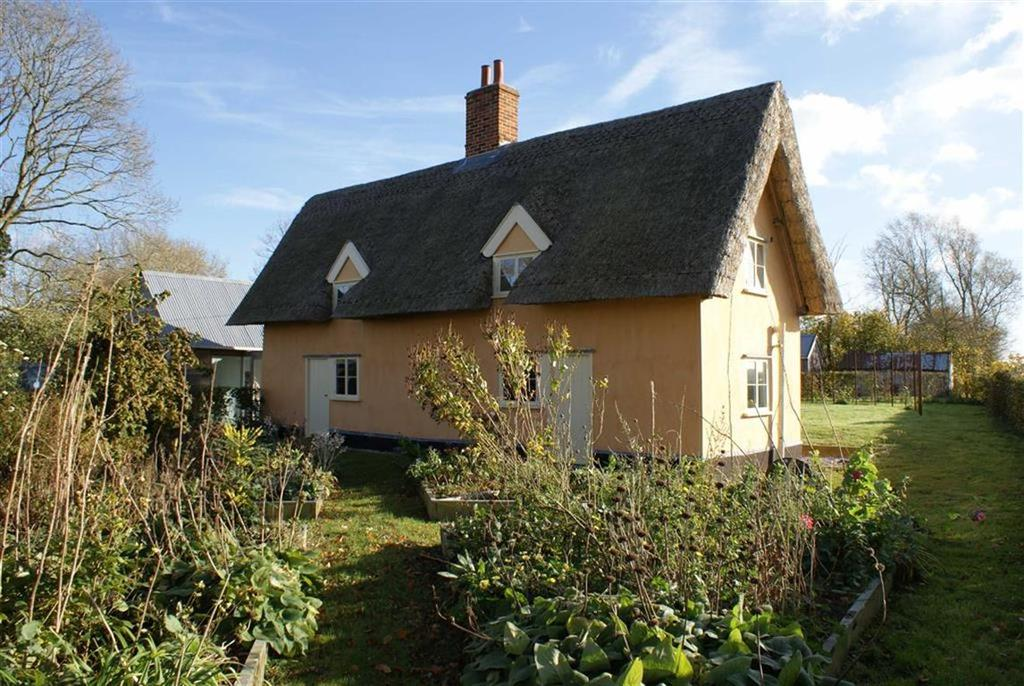 3 Bedrooms Cottage House for sale in The Common, Mellis, Suffolk