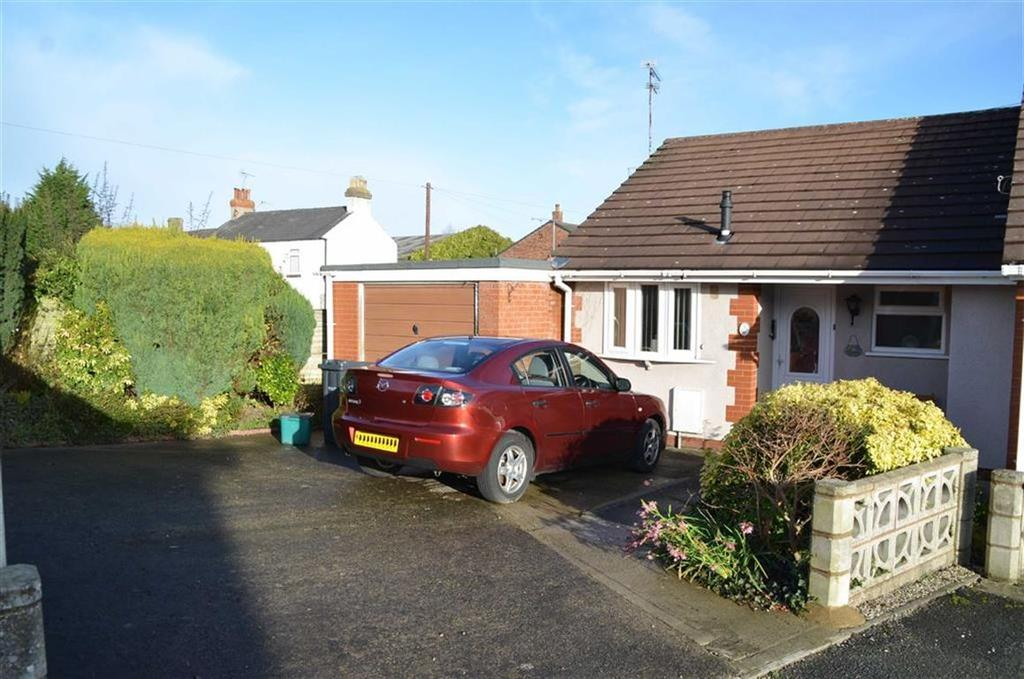 2 Bedrooms Semi Detached Bungalow for sale in Cygnet Close, Great Sutton, CH66