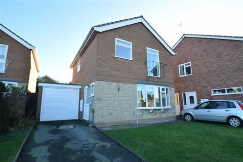 3 bedroom detached house for sale - Sandygate Avenue, The Farthings, Shrewsbury