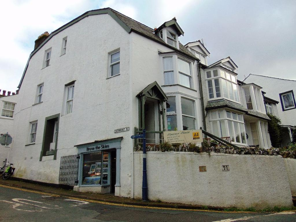 5 Bedrooms End Of Terrace House for sale in Honister House, 1 Borrowdale Road, Keswick, CA12 5DD