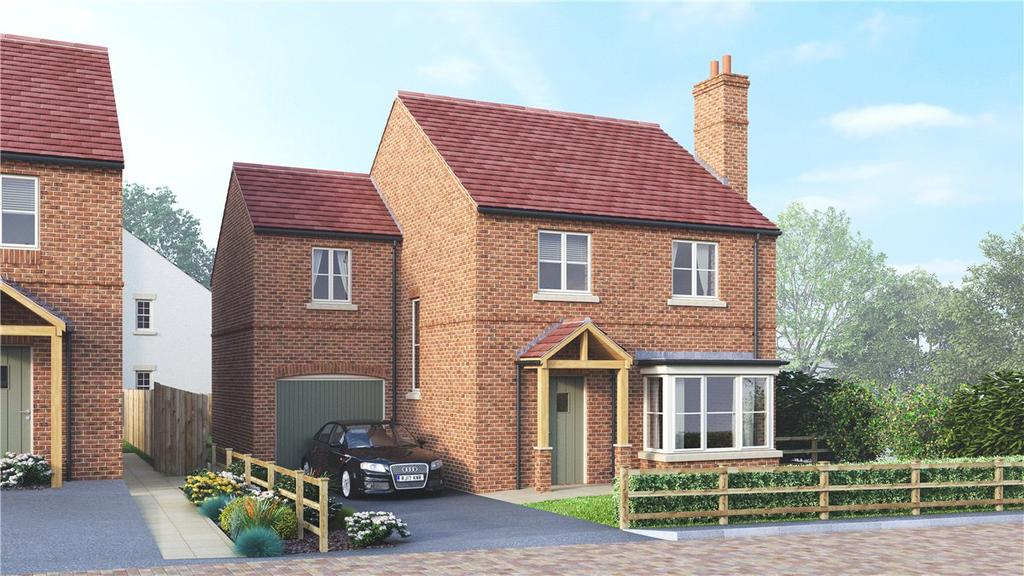 4 Bedrooms Detached House for sale in 11 Moorfields, Little Crakehall, Bedale, DL8