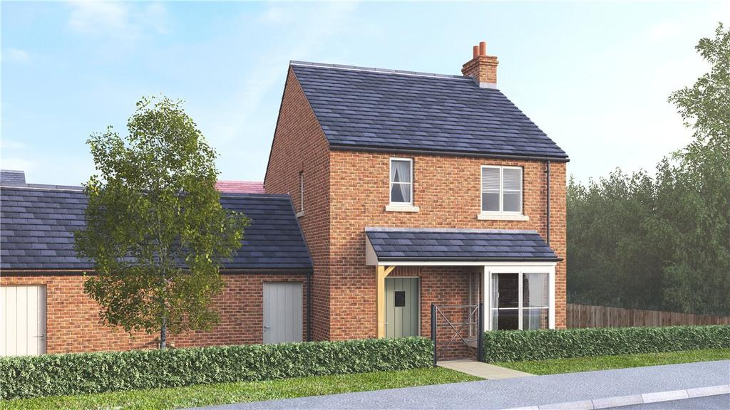 3 Bedrooms Semi Detached House for sale in 16 Moorfields, Little Crakehall, Bedale, DL8