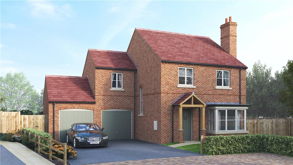 4 Bedrooms Detached House for sale in 14 Moorfields, Little Crakehall, Bedale, DL8