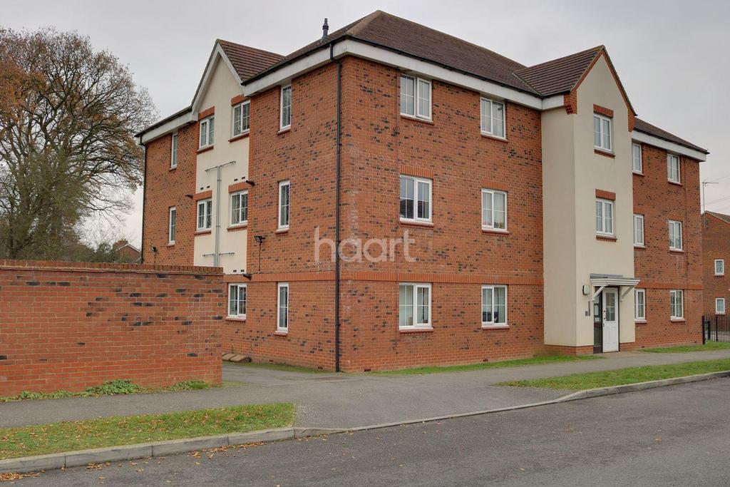 1 Bedroom Flat for sale in Mendip Way, Great Ashby, Stevenage
