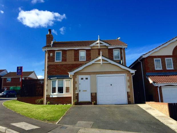 4 Bedrooms Detached House for sale in HILLTOP ROAD, BEARPARK, DURHAM CITY : VILLAGES WEST OF