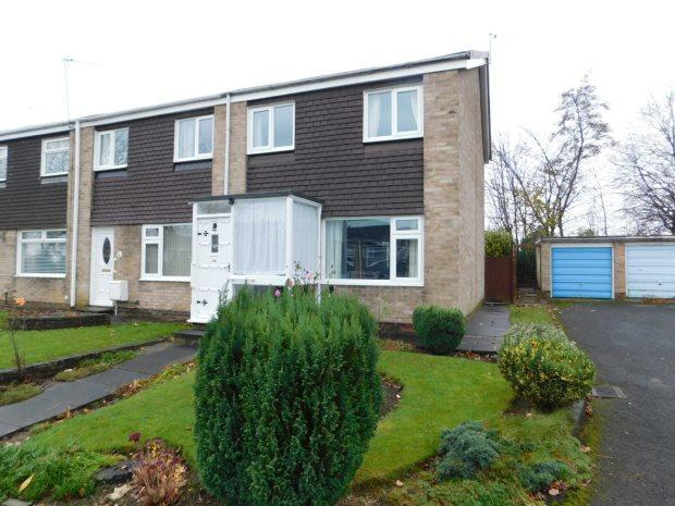 3 Bedrooms Terraced House for sale in BARRASFORD ROAD, NEWTON HALL, DURHAM CITY