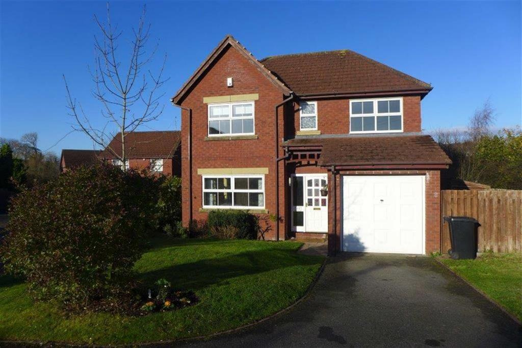 4 Bedrooms Detached House for rent in Riverside Grove, Wistaston, Crewe
