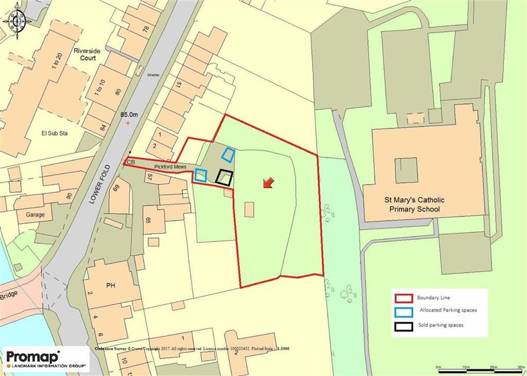 Land Commercial for sale in Lower Fold, Marple Bridge, Cheshire