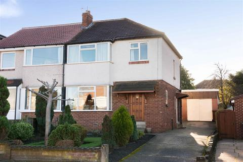 3 bedroom semi-detached house for sale - Carr Hill Avenue, Calverley