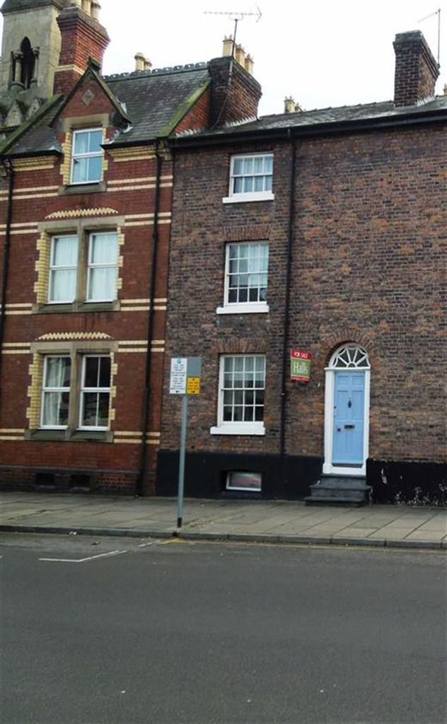 4 Bedrooms Terraced House for rent in High Street, Welshpool, SY21