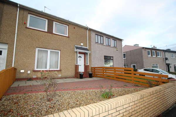 3 Bedrooms Terraced House for sale in 198 Burnfield Road, Glasgow, G43 1EB