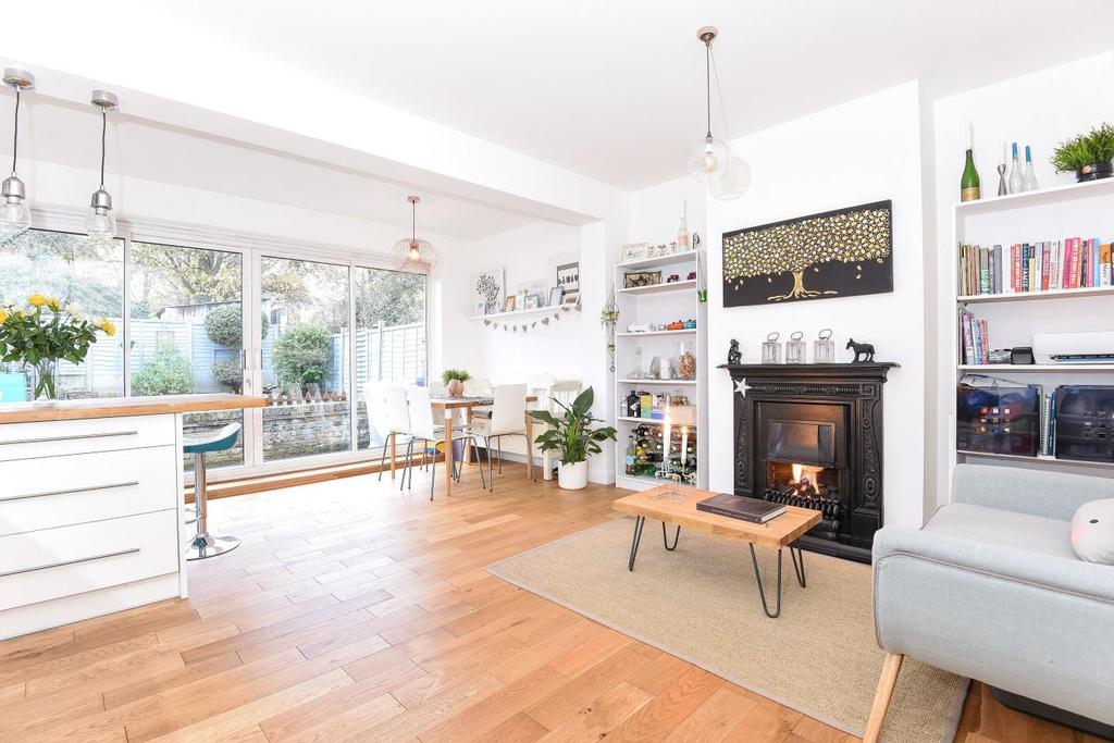 2 Bedrooms Terraced House for sale in Blackshaw Road, Tooting