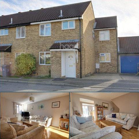 4 bedroom end of terrace house for sale - Lime Close, Poplars, Stevenage