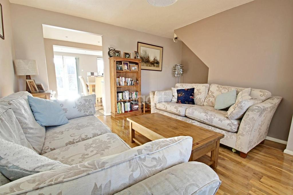4 Bedrooms End Of Terrace House for sale in Lime Close, Poplars, Stevenage