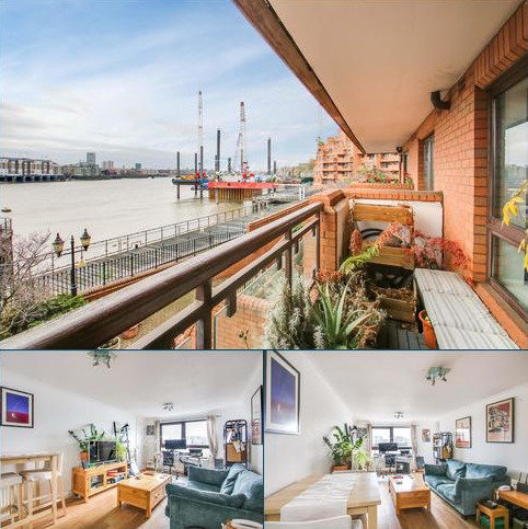 2 bedroom flat to rent - Free Trade Wharf, E1W