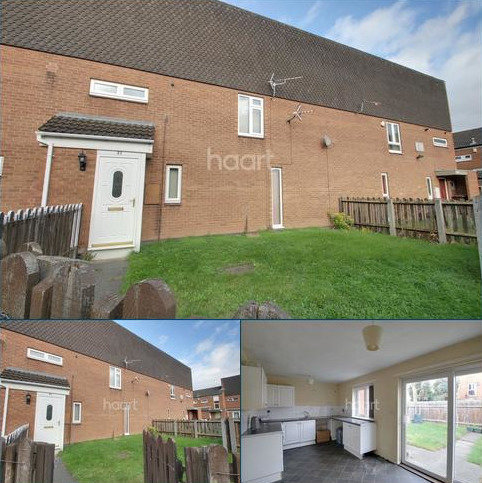 3 bedroom terraced house for sale - Colliery Close, Meadows
