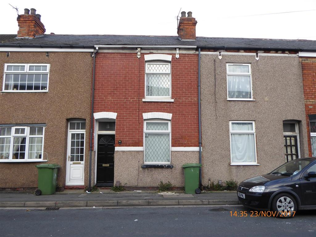 2 Bedrooms Terraced House for sale in Sidney Street, Cleethorpes