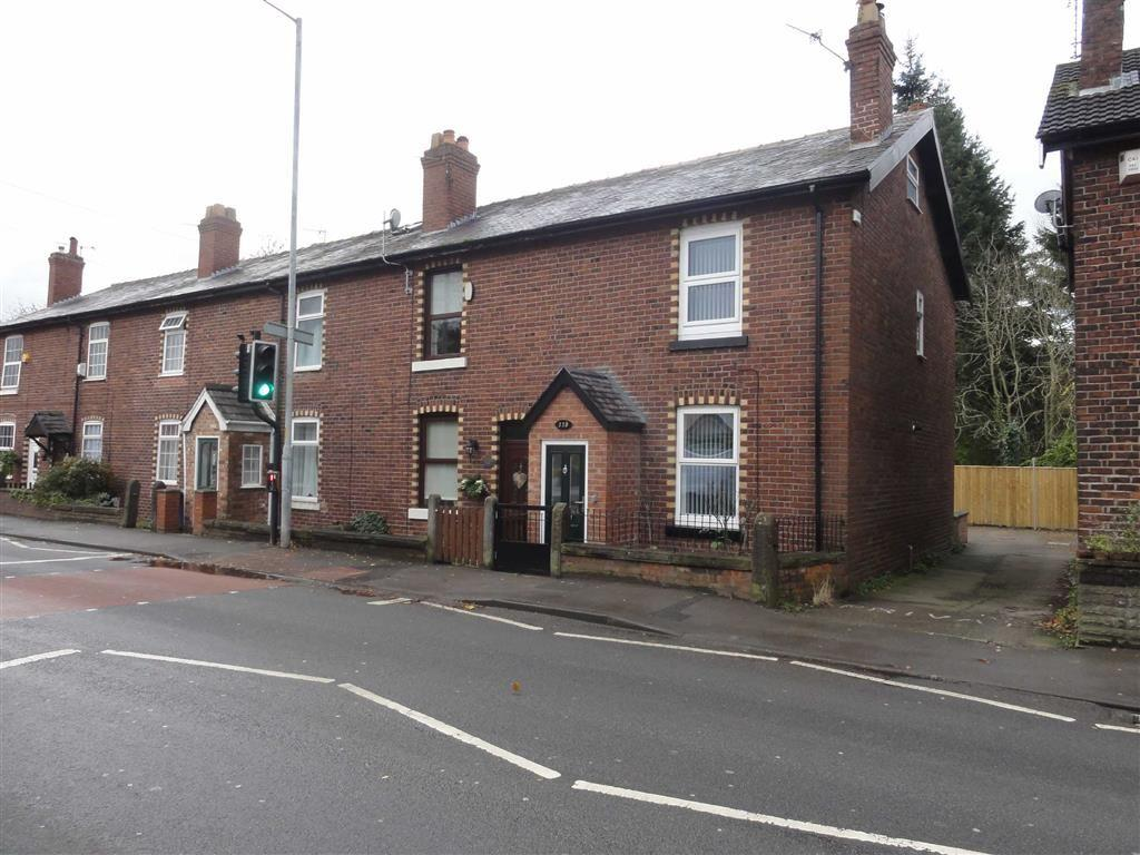 2 Bedrooms Terraced House for sale in Wilmslow Road, Heald Green